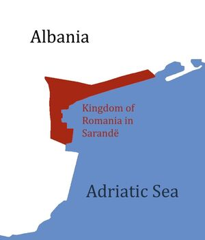 Kingdom of Romania in Sarandë Map.jpg