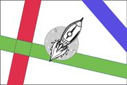 Vyomania Flag
