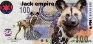 Jack empire 100 mark