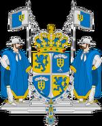 Grandes Armas do Reino de Meridionália