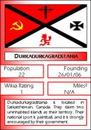 Durkadurkagradstania