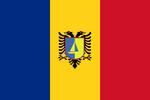 Kingdom of Romania in Saranda Flag.png