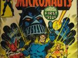 Micronauts, Vol. 1, No. 01