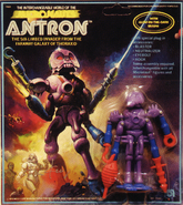 Antron-carded