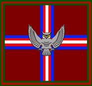 Флаг Федеральной службы национальной безопасности