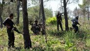 Heavy Fighting During The Battle On The Outskirts Of Al-Maliha Syria War 2014-1404048482