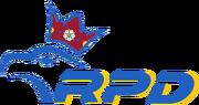 Logo Rojalistycznej Partii Dreamlandu od 15 stycznia 2021 roku.