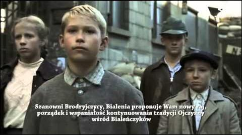 BialeniaTV - Śmierć Grutina, odezwa Ministra Propagandy