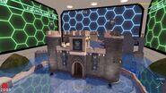 Blue Base Castle