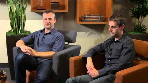MarkvA/GameInformer - Creating the Story of Middle-earth: Shadow of Mordor