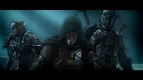 Official Shadow of Mordor Story Trailer - Sauron's Servants