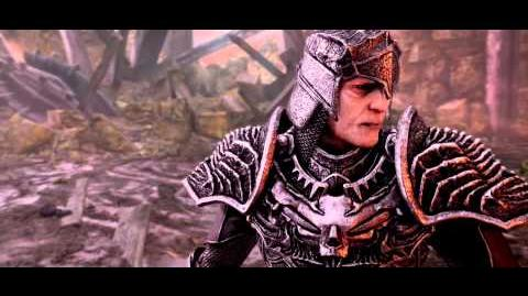 Middle Earth Shadow of Mordor Launch Trailer