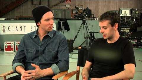 MonolithAndy/Behind the Scenes with Troy Baker and Christian Cantamessa