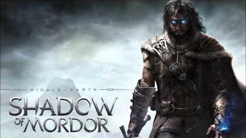 Middle-earth Shadow of Mordor OST - The Black Hand's Gift