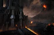 The Gates of Barad-dûr
