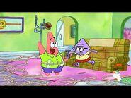 The Patrick Star Show + Middlemost Post Screen Bug - Mega Music Fest (Nickelodeon U.S