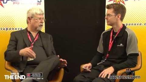 Supanova Perth 2013 Vlog 8 - Interview Raymond E