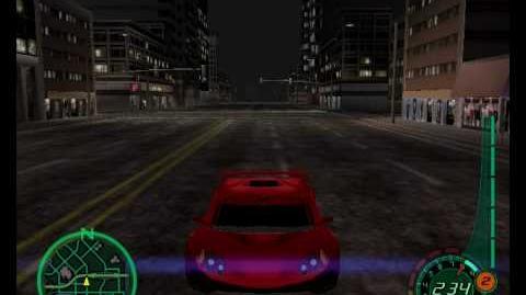 Midnight Club 2 Secret Car Slf400