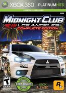 Midnight Club Los Angeles Complete dition