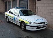 Northern Constabulary - Peugeot 406 (8286276142)
