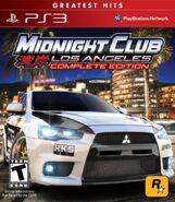 Midnight Club Los Angeles (PS3)