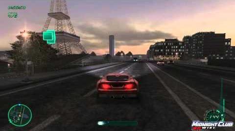Midnight Club II Blog Visiones de Eiffel