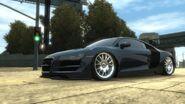 MCLA Audi R8 4
