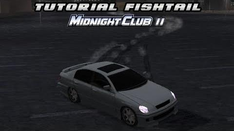 Midnight Club 2 Fishtail Tutorial en Español