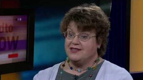 "NEED TO KNOW A chat with Charlaine Harris, author behind ""True Blood"" PBS"