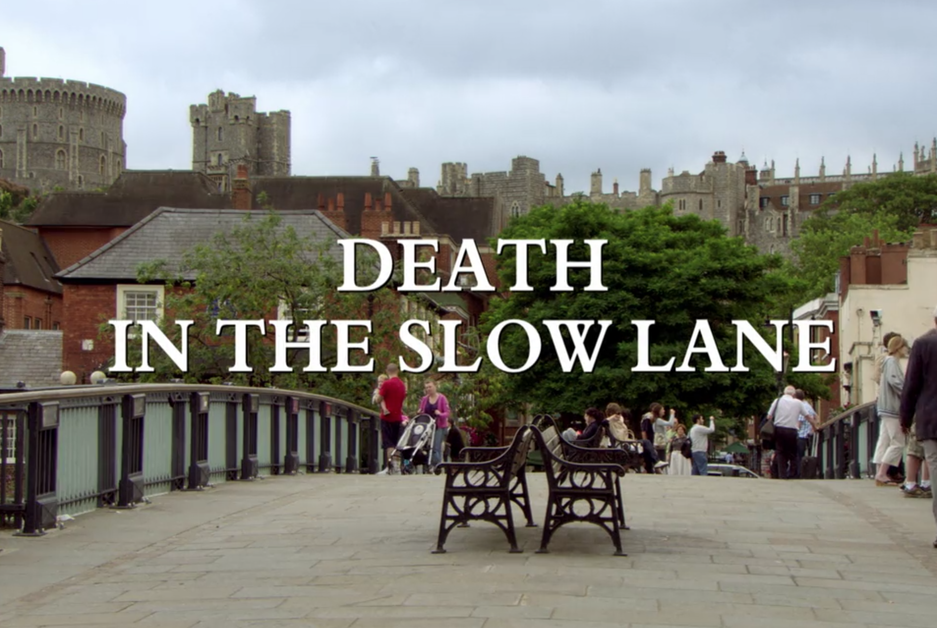 Death in the Slow Lane