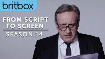 Midsomer Murders Neil Dudgeon Reads A Scene from Season 14 BritBox