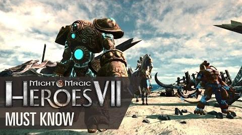 Might & Magic Heroes VII Todo lo que debes saber sobre M&MH7 ES