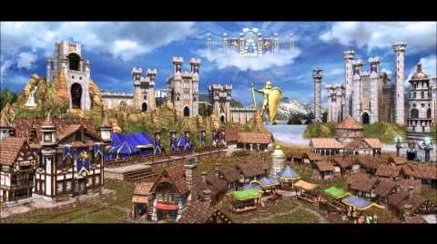 Heroes of Might & Magic III Castle Town Theme (1998 NWC) Animated