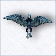 Winged oddity - MM IX