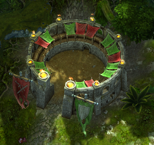 List of adventure map structures in Heroes VI