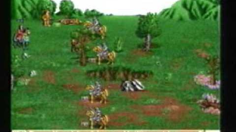 Heroes of Might and Magic 2 The Succession Wars Preview Trailer (1996, New World Computing 3DO)