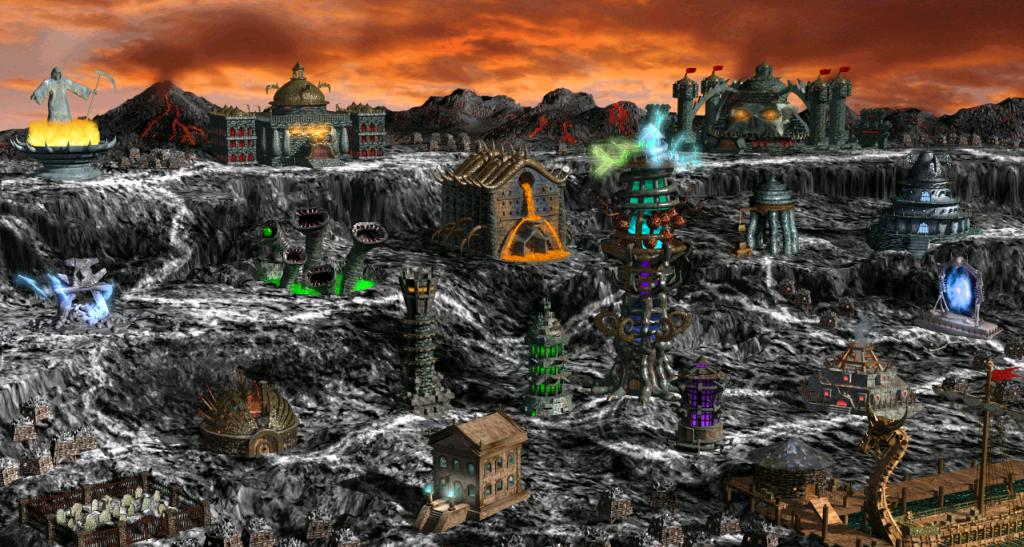 Necropolis (H4)