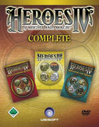 HeroesIV complete