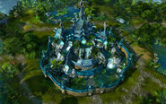 Might and Magic Heroes VI Sanctuary Townstcm2114210