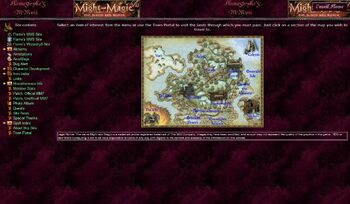 Flamestryke's Might & Magic sites