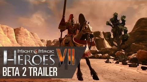 Might & Magic Heroes VII - Beta-2 Trailer -UK-
