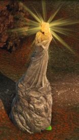 Blind maiden