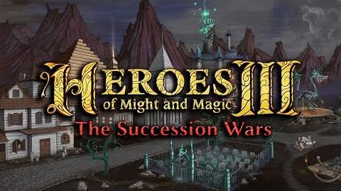 Heroes of Might and Magic III The Succession Wars v0