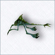 Sea monster male - MM IX