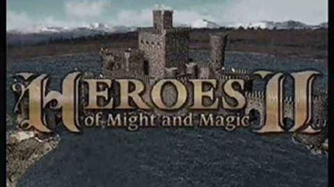Heroes of Might and Magic II The Succession Wars (1996) - Official Trailer