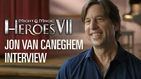Might & Magic Heroes VII - The Man Behind Heroes - Extended UK