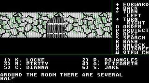 Might & Magic I Secret of the Inner Sanctum