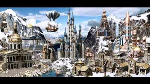 Heroes of Might & Magic III Tower Town Theme (1998 NWC) Animated