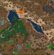 HoMM3 SoD UA 12 Fall map