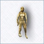 Canopic mummy - MM IX